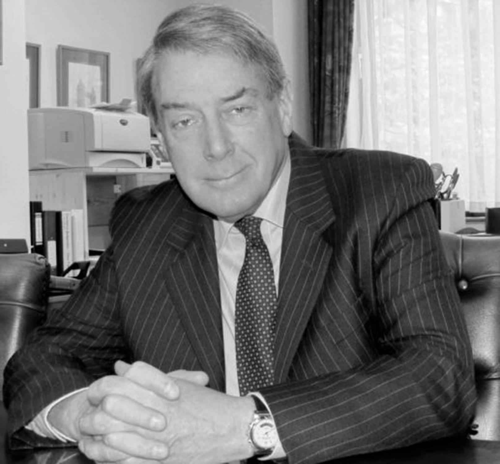 His Honour Gordon Risius CB