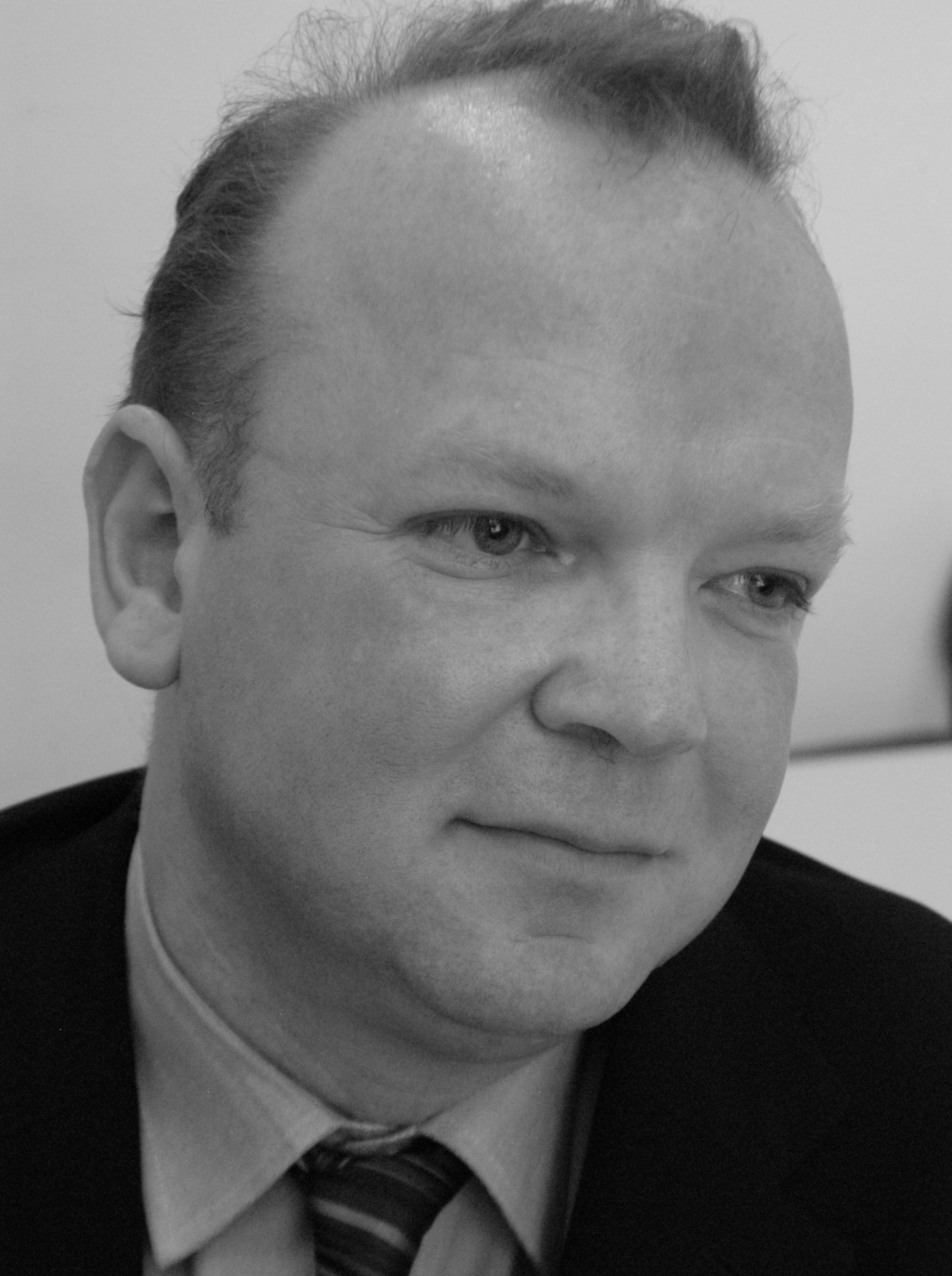 Jonathan Cooper OBE