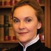 Dame Justine Thornton DBE